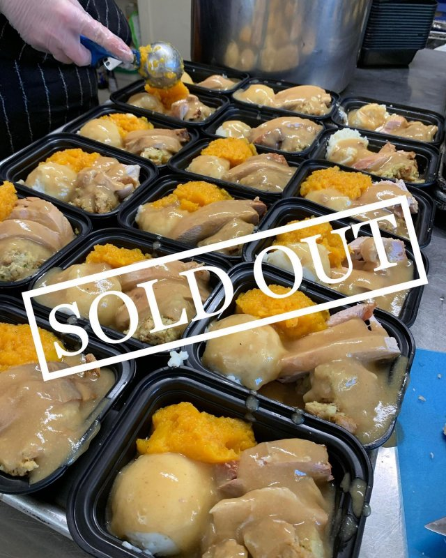 Our inventory of turkey has been adversely effected by the pandemic. This means that we have recently been unable to keep all of our delicious turkey meals in stock. We will be processing turkeys shortly and expect to replenish these products in the coming weeks. Watch here for updates to learn when your favorites are back in stock—like our delicious turkey TV dinners! 🍽 . . . #diemandfarm #wendellma #farmstore #patureraised #turkeys #tvdinners #shoplocal #buylocal #familyfarm #westernma #franklincounty #pioneervalley #bealocalhero #othersidema #visitwesternma #igers413 #newengland_igers #igersmass #massachusetts_igers #navigatingnewengland #roadtripnewengland